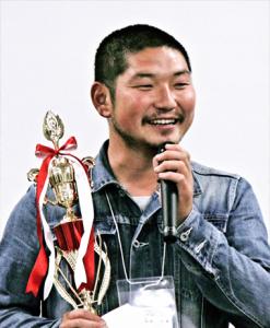 鎌塚忠義 氏