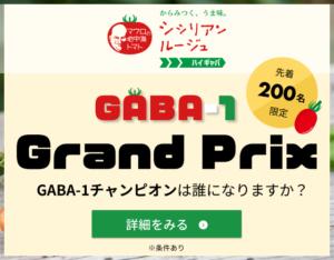 GABA1グランプリ結果発表!